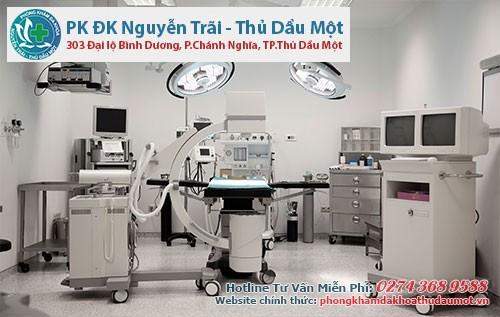 Phòng khám bệnh nam khoa chính quy hiện đại