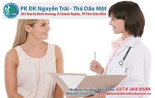 Bệnh ở mức độ nặng sẽ được chỉ định dùng Dao leep hoặc O3 oxygen|benh vien binh duong phu khoa
