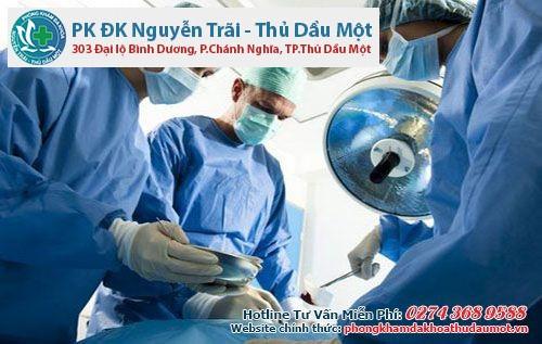 Điều trị trĩ bằng kỹ thuật PPH tại phòng khám Thuận An -Dĩ An- Bình Dương