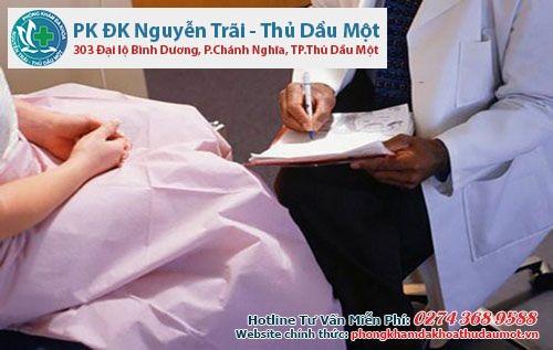 Phòng Khám Đa Khoa Thủ Dầu Một chuyên điều trị u xơ tử cung