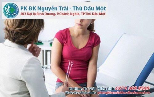 Phòng khám Đa Khoa Thủ Dầu Một chuyên điều trị bệnh u xơ tử cung