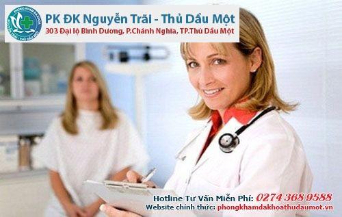 Đa khoa Nguyễn Trãi - Thủ Dầu Một chuyên điều trị các bệnh phụ khoa