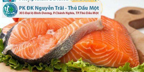 Cá là thực phẩm rất tốt cho phụ nữ hỗ trợ điều trị bệnh viêm tử cung