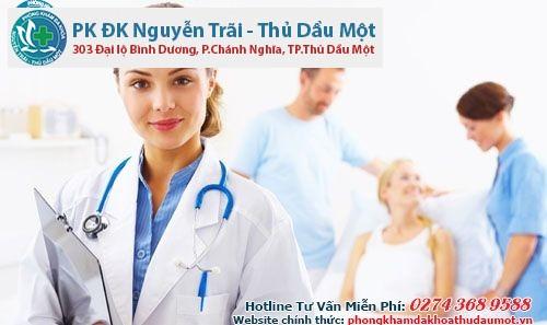 Đa khoa Thủ Dầu Một chuyên điều trị bệnh viêm âm đạo ở nữ giới