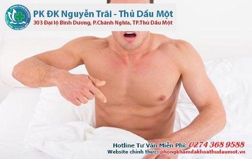 Phương pháp chữa cong dương vật nam giới