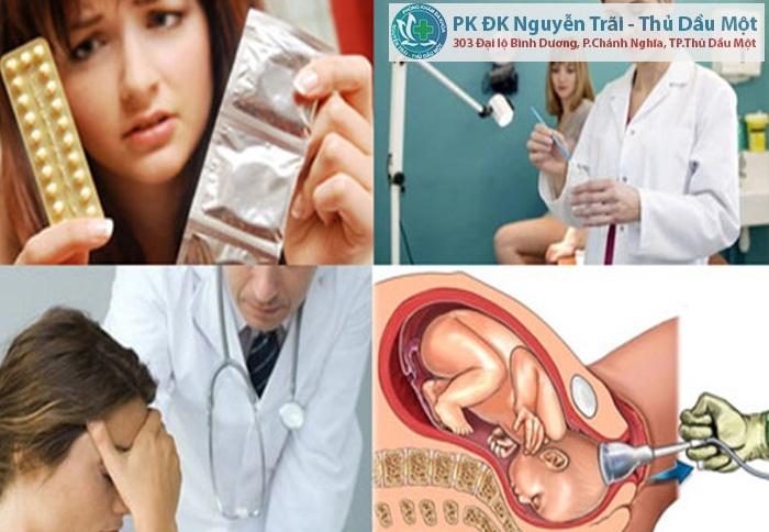 Phương pháp đình chỉ thai
