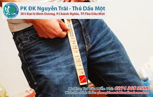 Chi phí kéo dài dương vật tại Đa khoa Nguyễn Trãi - Thủ Dầu Một