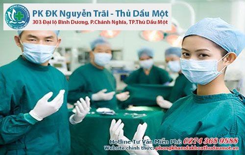 Phương pháp ngoại khoa giúp quá trình điều trị hiệu quả và an toàn