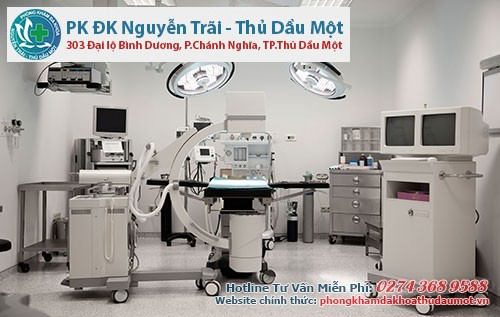 Đa Khoa Thủ Dầu Một luôn áp dụng kỹ thuật hiện đại trong điều trị