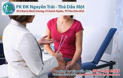 Đa Khoa Thủ Dầu Một là nơi điều trị bệnh rong kinh hiệu quả