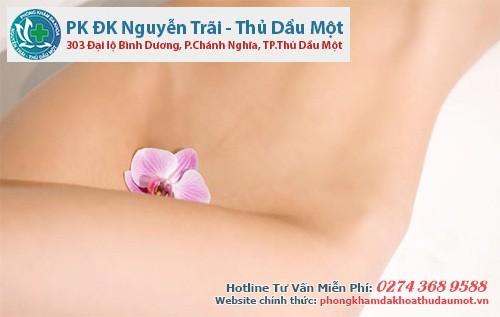 Phòng khám Nguyễn Trãi - Thủ Dầu Một là địa chỉ thu hẹp âm đạo