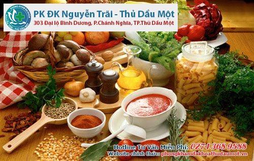 Tiểu buốt và rắt nên ăn gì - Đa khoa Nguyễn Trãi - Thủ Dầu Một