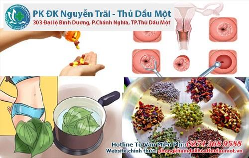 3 Cách điều trị, chữa viêm lộ tuyến cổ tử cung tốt nhất