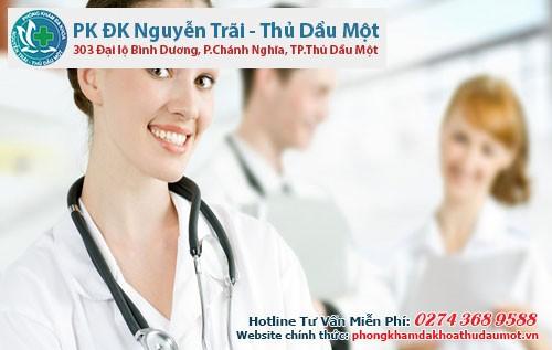 Bệnh viện chuyên khoa trĩ ở Thủ Dầu Một - Bình Dương