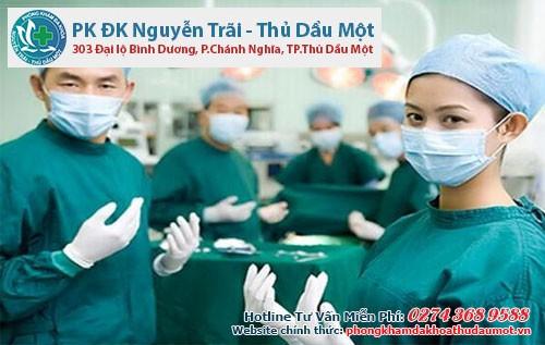 Cắt trĩ tại các cơ sở y tế uy tín chất lượng đảm bảo kết quả tốt