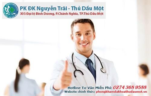 Đội ngũ y bác sĩ giỏi chuyên môn và giàu kinh nghiệm