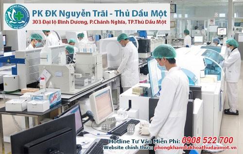 Phòng khám Đa khoa Nguyễn Trãi - Thủ Dầu Một uy tín chất lượng như thế nào?