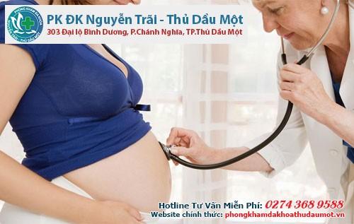 Phụ nữ mang thai mắc bệnh lậu có sao không?