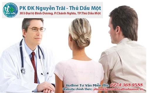 Khi có dấu hiệu bệnh nên có biện pháp điều trị kịp thời