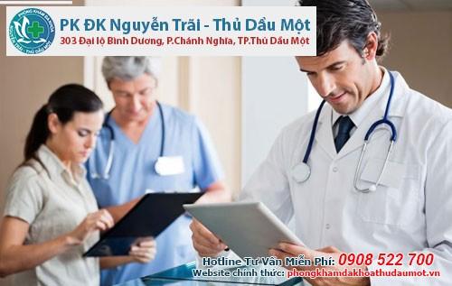 Phòng khám Đa khoa Nguyễn Trãi - Thủ Dầu Một là địa chỉ thăm khám đáng tin cậy