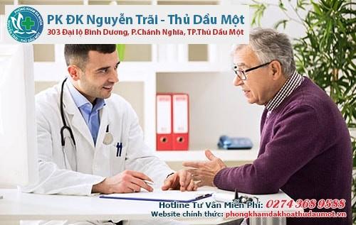 Người bệnh cần thăm khám sớm ngay khi thấy dấu hiệu bệnh trĩ ban đầu