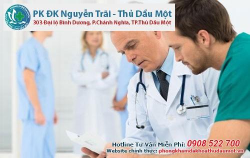 Bệnh nhân nhận xét về phương pháp chữa bệnh lậu tại Đa khoa Thủ Dầu 1