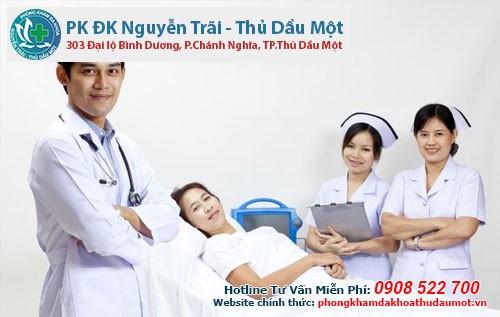 Bệnh viện cắt trĩ ở Thủ Dầu Một có uy tín - chât lượng