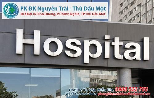 Bệnh viện đa khoa tư nhân tốt tại tỉnh Bình Dương