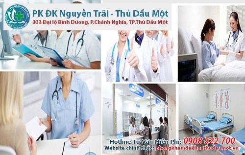 Đa khoa Nguyễn Trãi - Thủ Dầu Một là địa chỉ phá thai an toàn Bình Dương