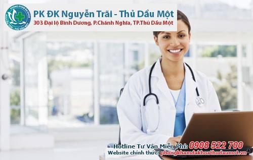 Cách đặt lịch hẹn khám tại bệnh viện Đa khoa Nguyễn Trãi - Thủ Dầu Một