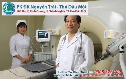 Các chuyên khoa tại bệnh viện đa khoa Thủ Dầu Một