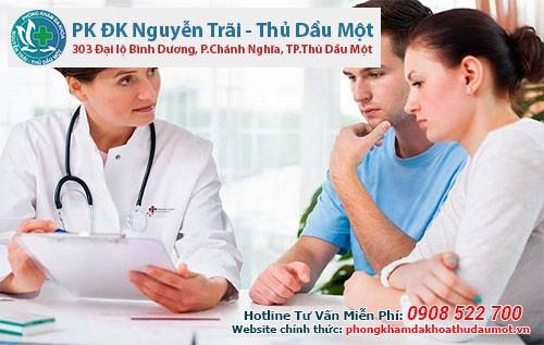 Bệnh viện đa khoa tư nhân huyện Dĩ An - Thuận An - Bình Dương Việt Nam chất lượng dịch vụ tốt