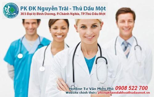 Bệnh viện đa khoa tư nhân nổi tiếng ở Thị Xã Thuận An Bình Dương