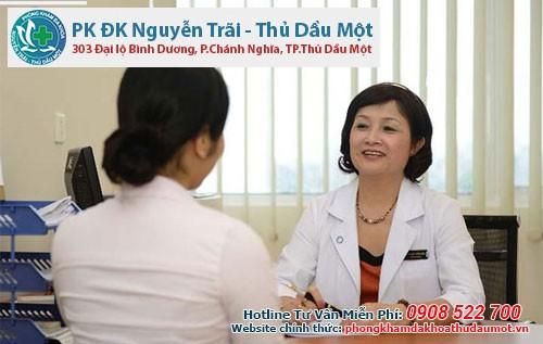Hỗ trợ điều trị trĩ hiệu quả tại phòng khám Đa khoa Thủ Dầu Một
