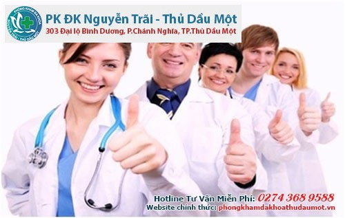 Nếu có nhu cầu tìm bệnh viện chữa bệnh trĩ, bạn có thể đến với Đa Khoa Thủ Dầu Một