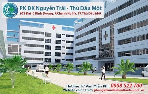 Bệnh viện quốc tế tốt gần khu vực Thủ Đức - Bình Dương