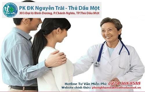Hãy thăm khám sớm để kịp thời trị bệnh lòi dom