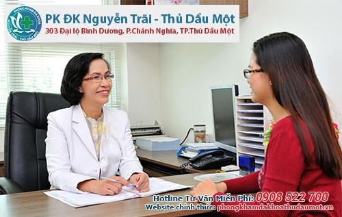 Thăm khám bệnh với chi phí hợp lý tại Đa khoa Thủ Dầu Một