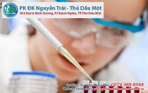 Xét nghiệm nội tiết tố nữ giới sẽ giúp chẩn đoán