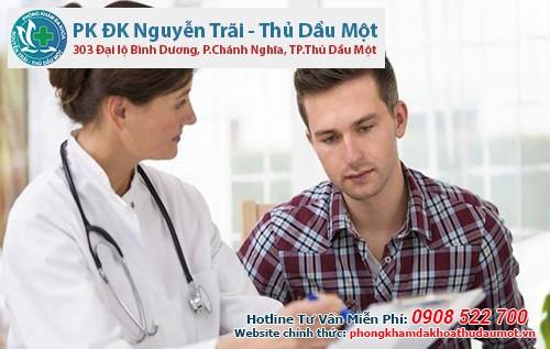 Đa khoa Nguyễn Trãi - Thủ Dầu Một là cơ sở chữa trị bệnh sinh dục nam nữ ở Đồng Nai đáng tin cậy