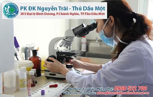 Phòng khám đa khoa Nguyễn Trãi - Thủ Dầu Một - địa chỉ xét nghiệm bệnh lậu có uy tín tại Bình Dương, Việt Nam