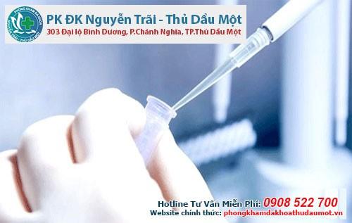 Phòng khám đa khoa Nguyễn Trãi - Thủ Dầu Một có xét nghiệm bệnh lậu không?
