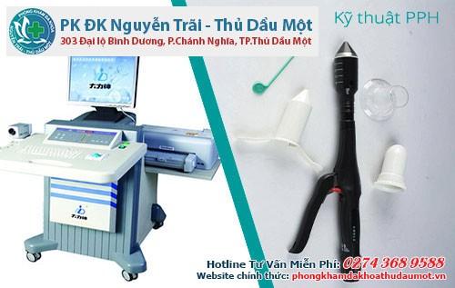 Phẫu thuật da thừa hậu môn bằng công nghệ HCPT và PPH