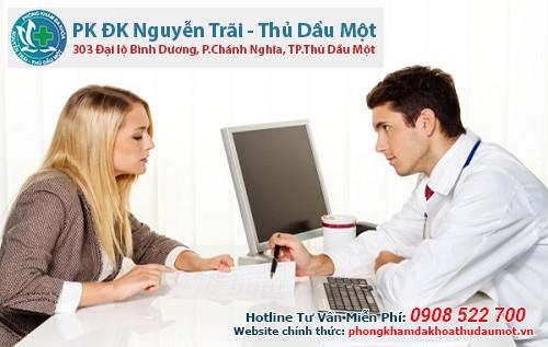 Đình chỉ thai an toàn tại Đa khoa Nguyễn Trãi - Thủ Dầu Một