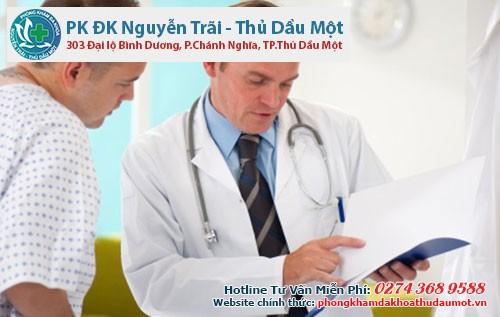Đánh giá phòng khám Thủ Dầu Một về trị bệnh trĩ