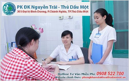 Phòng khám Đa khoa Nguyễn Trãi - Thủ Dầu Một - Nơi chị em an tâm lựa chọn