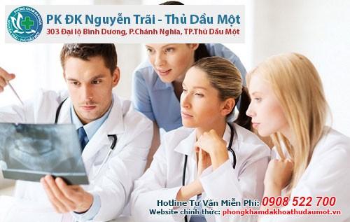 Đa khoa Nguyễn Trãi - Thủ Dầu Một – Địa chỉ bệnh viện Bình Chuẩn