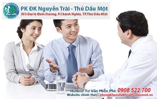 Khám nội ở Đa khoa Nguyễn Trãi - Thủ Dầu Một an toàn và chính xác