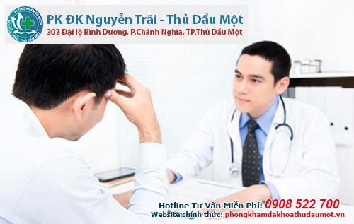 Khám và điều trị dậy thì muộn hiệu quả ở Đa khoa Nguyễn Trãi - Thủ Dầu Một