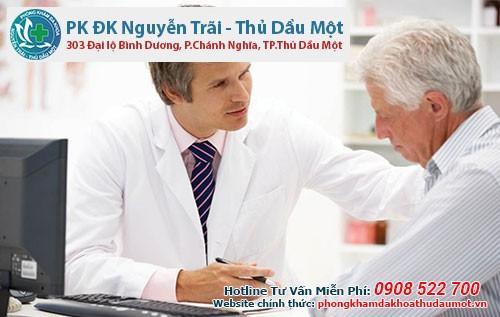 Phương pháp điều trị bệnh sương khớp tại phòng khám đa khoa Thủ Dầu Một